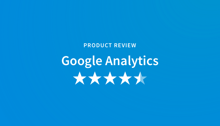Google Analytics 5 stars
